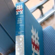 Libros de segunda mano: GRAN MUNDO INFANTIL. TOMO 4. Lote 132138438