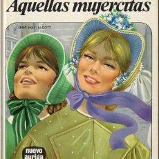 Libros de segunda mano: NUEVO AURIGA Nº 23 - ALCOTT : AQUELLAS MUJERCITAS (1975). Lote 132140242