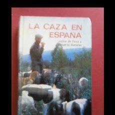 Livros em segunda mão: LA CAZA EN ESPAÑA. JAIME DE FOXÁ Y F. HUERTA RAMIREZ. Lote 132156606