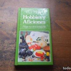 Libros de segunda mano: HOBBIES Y AFICIONES, HAGA SU OCIO RENTABLE, GUILLERMO DOMINGO, TIEMPO LIBRE, 1984. Lote 132197862