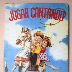 Libros de segunda mano: JUGAR CANTANDO – FROEBEL-KAN, TOKIO. Lote 132251590