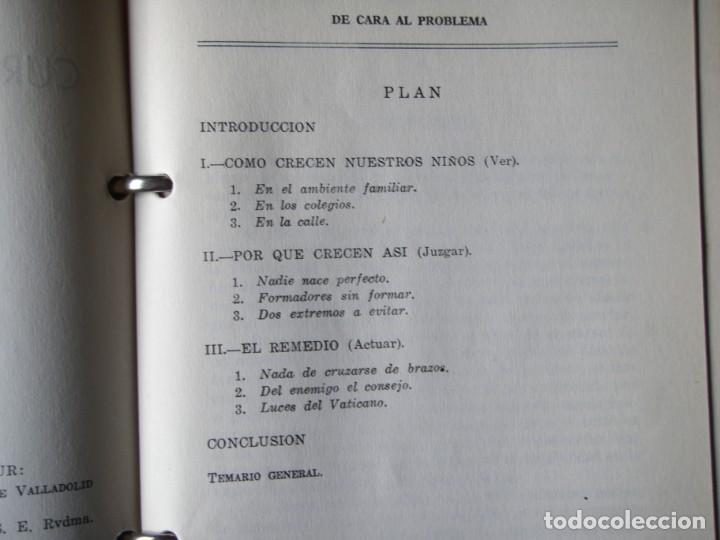 Libros de segunda mano: LIBRO EDUCACION DE LOS HIJOS 1963 - Foto 5 - 132317082
