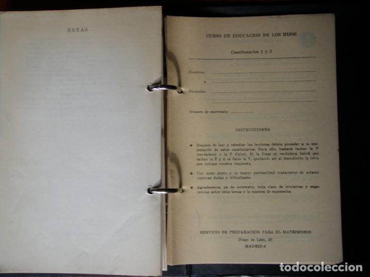 Libros de segunda mano: LIBRO EDUCACION DE LOS HIJOS 1963 - Foto 7 - 132317082