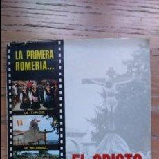 Libros de segunda mano: EL CRISTO DE LA ABADIA GIJON 1977. Lote 132404586