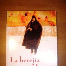Libros de segunda mano: ÁVILA GRANADOS, JESÚS. LA HEREJÍA CÁTARA (AKÁSICO LIBROS). Lote 132447642