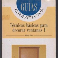 Libros de segunda mano - GUIAS CREATIVAS FOLIO VINNY LEE 48 PAGINAS AÑO 1997 LE2503 - 132452030