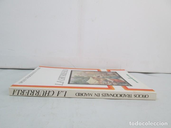 Libros de segunda mano: OFICIOS TRADICIONALES EN MADRID. LA CHURRERIA. MATILDE CUEVAS DE LA CRUZ. DIPUTACION DE MADRID - Foto 3 - 132464002