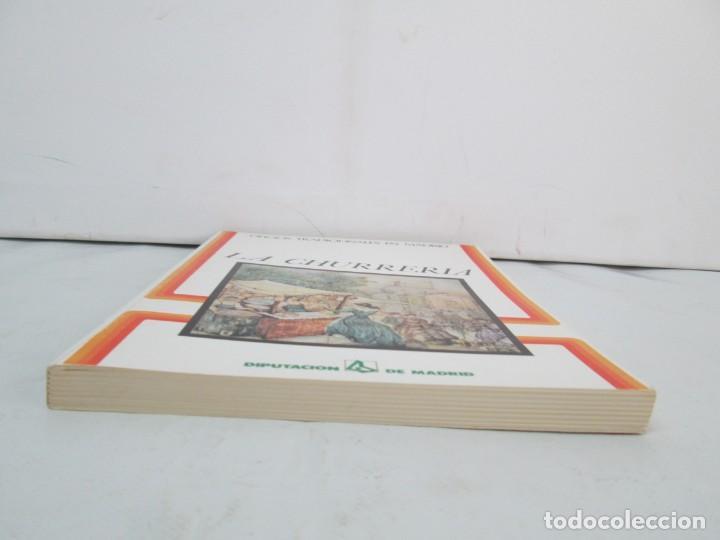 Libros de segunda mano: OFICIOS TRADICIONALES EN MADRID. LA CHURRERIA. MATILDE CUEVAS DE LA CRUZ. DIPUTACION DE MADRID - Foto 4 - 132464002