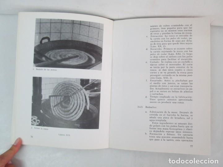 Libros de segunda mano: OFICIOS TRADICIONALES EN MADRID. LA CHURRERIA. MATILDE CUEVAS DE LA CRUZ. DIPUTACION DE MADRID - Foto 14 - 132464002