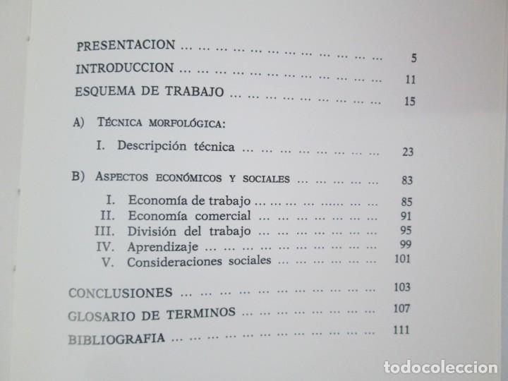 Libros de segunda mano: OFICIOS TRADICIONALES EN MADRID. LA CHURRERIA. MATILDE CUEVAS DE LA CRUZ. DIPUTACION DE MADRID - Foto 16 - 132464002