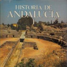 Libros de segunda mano: HISTORIA DE ANDALUCÍA. (8 TOMOS). CUPSA EDITORIA, PLANETA, BARCELONA 1980.. Lote 132499442