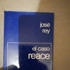 Libros de segunda mano: EL CASO REACE. Lote 132508794