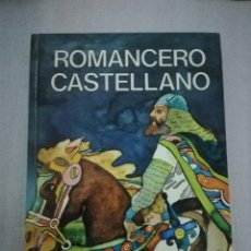 Libros de segunda mano: ROMANCERO CASTELLANO, EDITORIAL NEBRIJA, 1980. Lote 132530446