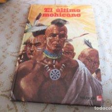 Libros de segunda mano: EL ÚLTIMO MOHICANO - FENIMORE COOPER - EDITORIAL FHER 1981. Lote 132539094