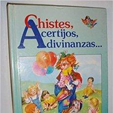Libros de segunda mano - Chistes, Acertijos Y Adivinanzas . EDITORIAL SUSAETA-9788430517138 - 132614962