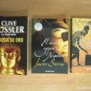 Libros de segunda mano: LOTE 3 LIBROS: 'EL BUDA DE ORO' ,'EL SECRETO EGIPCIO DE NAPOLEÓN', 'LOS MITOS GRIEGOS'. Lote 132642790
