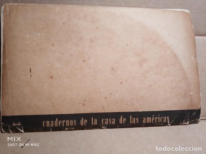 Libros de segunda mano: EDMUNDO DESNOES DESNUDO LAM AZUL Y NEGRO (1.000 ejemplares) - Foto 5 - 132769590