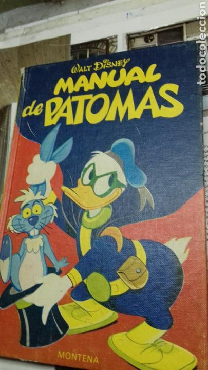 MANUAL DE PATOMAS.1977 (Libros de Segunda Mano - Literatura Infantil y Juvenil - Otros)