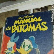 Libros de segunda mano: MANUAL DE PATOMAS.1977. Lote 132823706
