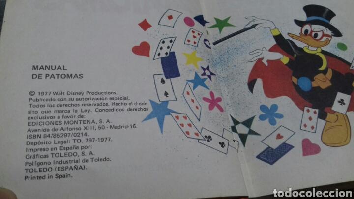 Libros de segunda mano: Manual de Patomas.1977 - Foto 3 - 132823706