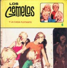 Libros de segunda mano - Los Gemelos y la Casa Flotante - Laura Lee Hope. Toray - 132845506