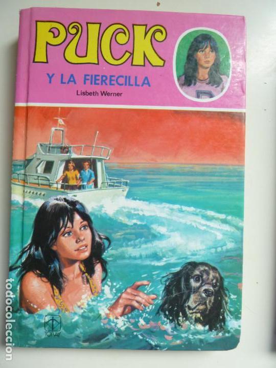 PUCK Y LA FIERECILLA (Libros de Segunda Mano - Literatura Infantil y Juvenil - Otros)