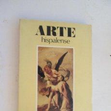 Libros de segunda mano: COLECCIÓN ARTE HISPALENSE - ALONSO CANO EN SEVILLA - JORGE BERNALES (ILUSTRACIONES). Lote 132914594