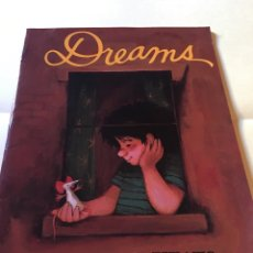 Libros de segunda mano: LIBRO. DREAMS. EZRA JACK KEATS. LIBRO EN INGLÉS. LECTURA PARA NIÑOS. Lote 132926317