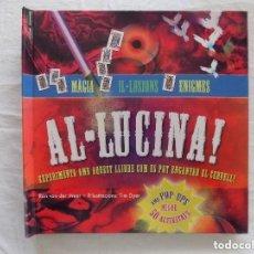 Libros de segunda mano: LIBRERIA GHOTICA. RARO LIBRO POP-UP DE MAGIA. RON VAN DEER MEER. 2010. FOLIO. MUY ILUSTRADO.. Lote 133011030