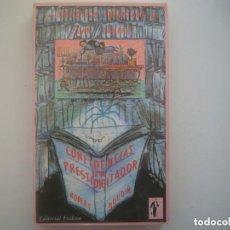 Libros de segunda mano: LIBRERIA GHOTICA. ROBERT HOUDIN. CONFIDENCIAS DE UN PRESTIDIJITADOR. 1990. ILUSTRADO. MAGIA.. Lote 133022434