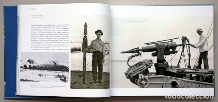 Libros de segunda mano: Chimán. La pesca ballenera moderna en la península Ibérica. Alex Aguilar. Ballena. Cachalote.Galicia - Foto 3 - 195153005