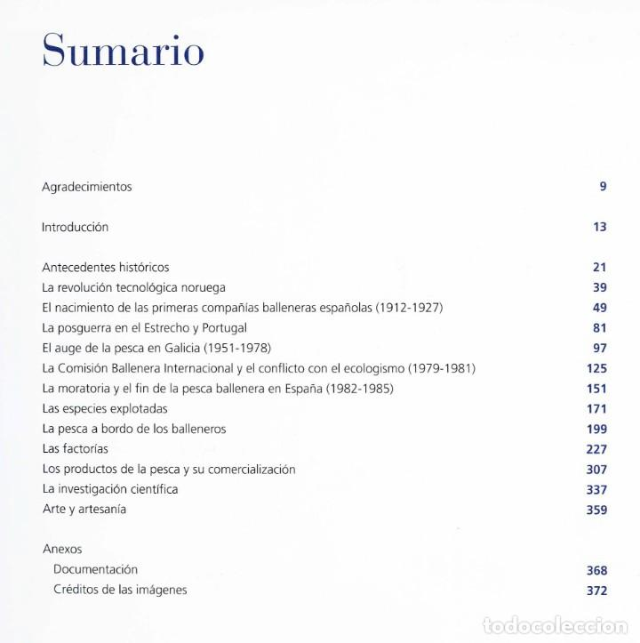 Libros de segunda mano: Chimán. La pesca ballenera moderna en la península Ibérica. Alex Aguilar. Ballena. Cachalote.Galicia - Foto 9 - 195153005