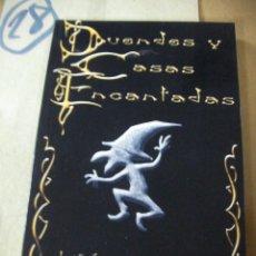 Libros de segunda mano: COLECCION CANARIAS MAGICA - DUENDES Y CASAS ENCANTADAS - JOSE GREGORIO GONZALEZ. Lote 133058578