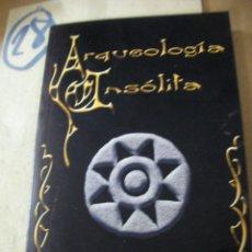 Libros de segunda mano: COLECCION CANARIAS MAGICA - ARQIEOLOGIA INSOLITA - JOSE GREGORIO GONZALEZ. Lote 133058814