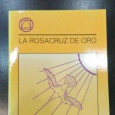 Libros de segunda mano: LA ROSACRUZ DE ORO / CATHAROSE DE PETRI. Lote 133064742