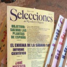 Libros de segunda mano: LOTE DE LIBROS SELECCIÓNES. Lote 133148919