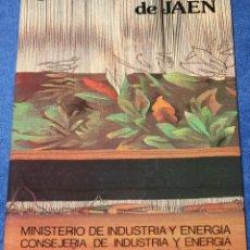 Libros de segunda mano: GUÍA DE LA ARTESANÍA DE JAEN - MINISTERIO DE INDUSTRIA Y ENERGÍA. Lote 133177670