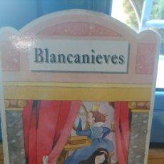 Libros de segunda mano: BLANCANIEVES CUENTOS Y FÁBULAS INFANTILES. Lote 133305435