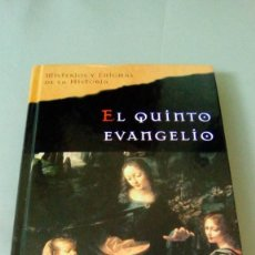 Libros de segunda mano: EL QUINTO EVANGELIO.- PHILIPP VANDENBERG. Lote 133381450