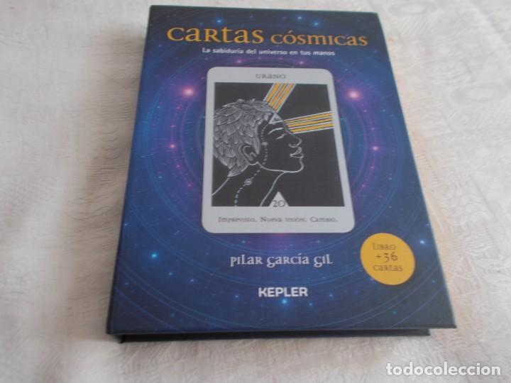 CARTAS CÓSMICAS PILAR GARCÍA GIL (Libros de Segunda Mano - Parapsicología y Esoterismo - Otros)