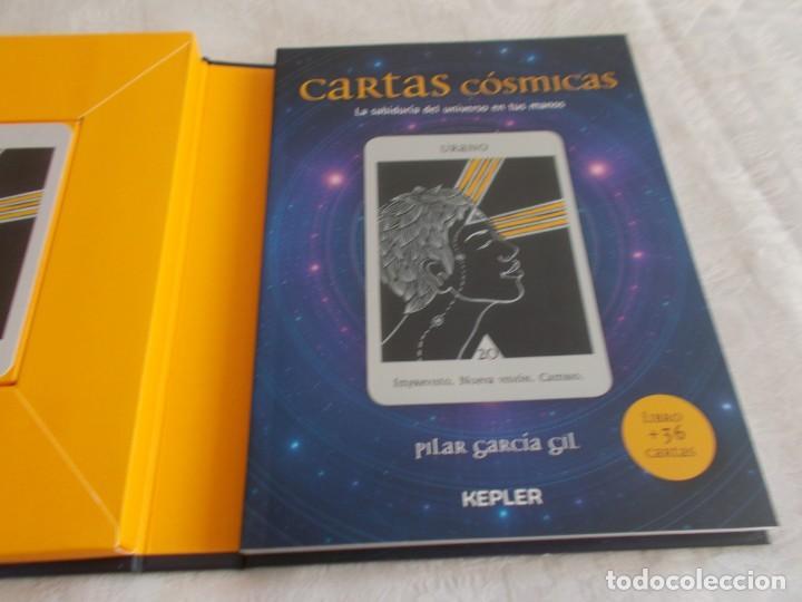 Libros de segunda mano: CARTAS CÓSMICAS Pilar García Gil - Foto 3 - 133492242