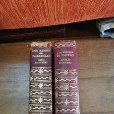 Libros de segunda mano: LIBROS. Lote 133531258