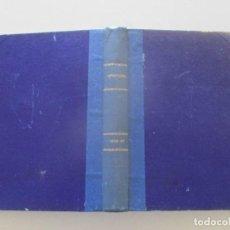 Libros de segunda mano: ANTONIO G. UBEDA GRÁFICAS. REVISTA MENSUAL DE LAS TÉCNICAS DEL LIBRO. JULIO 1946 –JUNIO 1947.RM87862. Lote 133572494