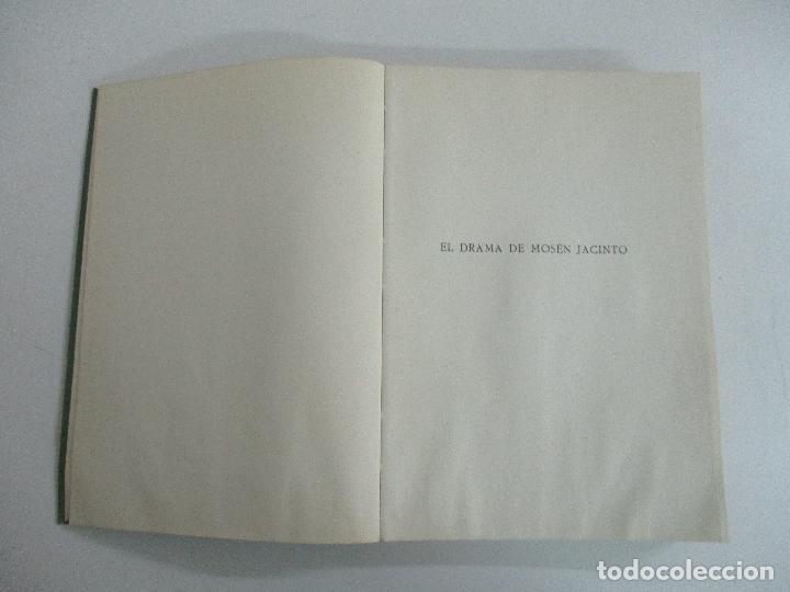 Libros de segunda mano: Jesús Pabón - El Drama de Mosén Jacinto - Ed Alpha - Prologo Duque de Maura - Año 1954 - Foto 2 - 133604490