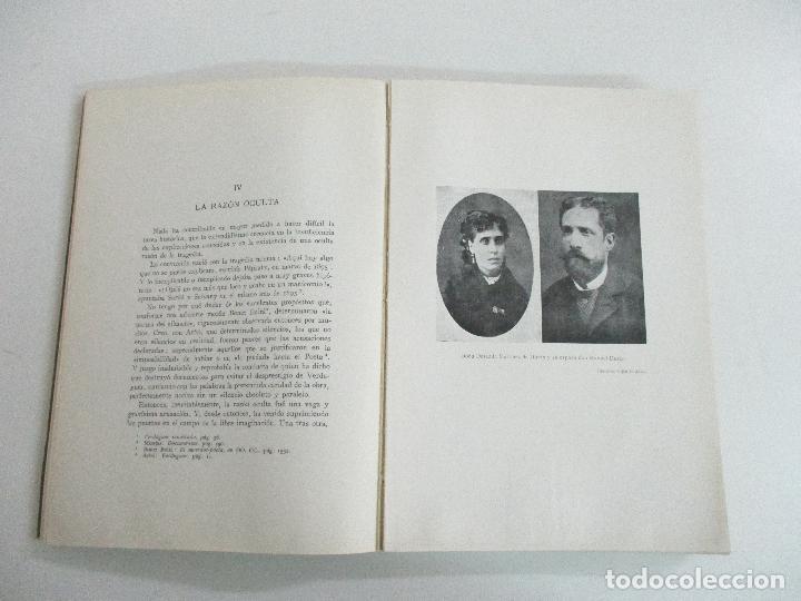 Libros de segunda mano: Jesús Pabón - El Drama de Mosén Jacinto - Ed Alpha - Prologo Duque de Maura - Año 1954 - Foto 5 - 133604490