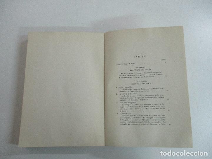 Libros de segunda mano: Jesús Pabón - El Drama de Mosén Jacinto - Ed Alpha - Prologo Duque de Maura - Año 1954 - Foto 6 - 133604490