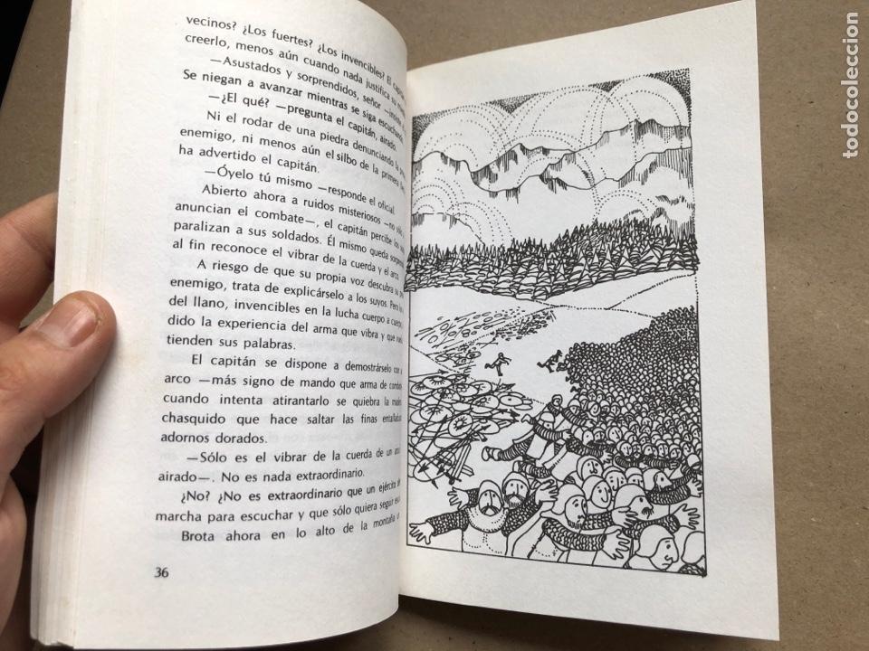 Libros de segunda mano: EL NUDO. MONTSERRAT DEL AMO. EDITORIAL JUVENTUD 1980. - Foto 4 - 133641961