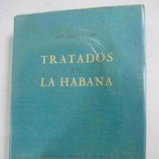 Libros de segunda mano: JOSE LEZAMA LIMA. TRATADOS EN LA HABANA. UNIVERSIDAD CENTRAL DE LAS VILLAS 1958. 1ª EDICIÓN.. Lote 133694054