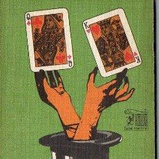 Libros de segunda mano: A. DE ARMENTERAS : JUEGOS DE MANOS (RODEGAR, 1972). Lote 133759606