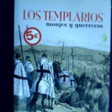 Libros de segunda mano: LOS TEMPLARIOS. MONJES Y GUERREROS. PIERS PAUL READ. Lote 133797366